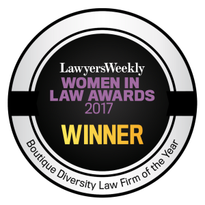 award-harmers-lawyers-weekly-2017-winner