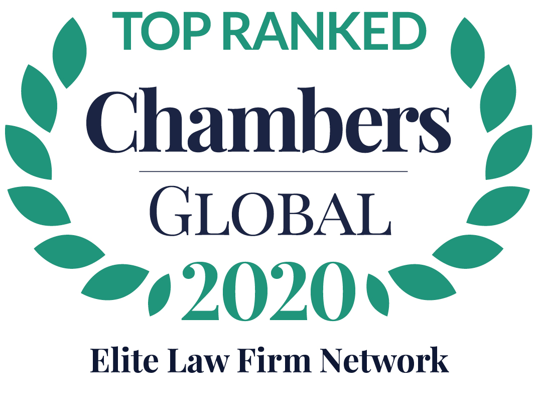 Top Ranked Chambers 2019 Elite Faw Firm Network